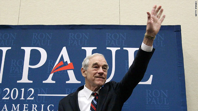 Ron Paul backers' plan: Transform the GOP