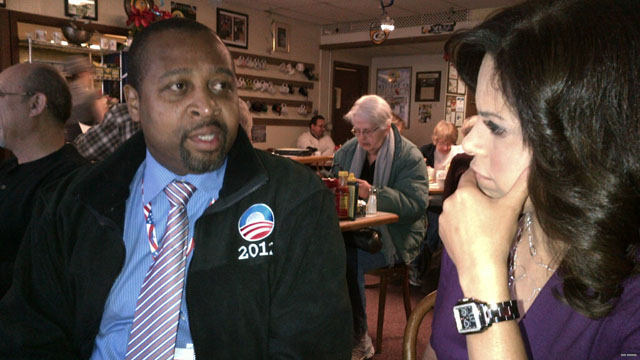 Soledad Reports: Obama supporter set to caucus