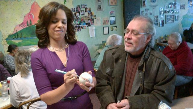 Soledad Reports: Autographed baseballs and life coaching