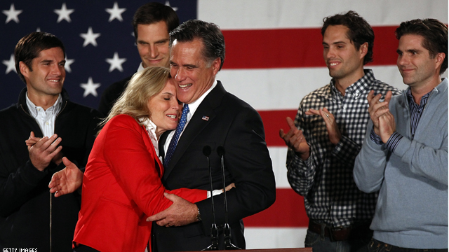 Romney defeats Santorum by 8 votes in Iowa