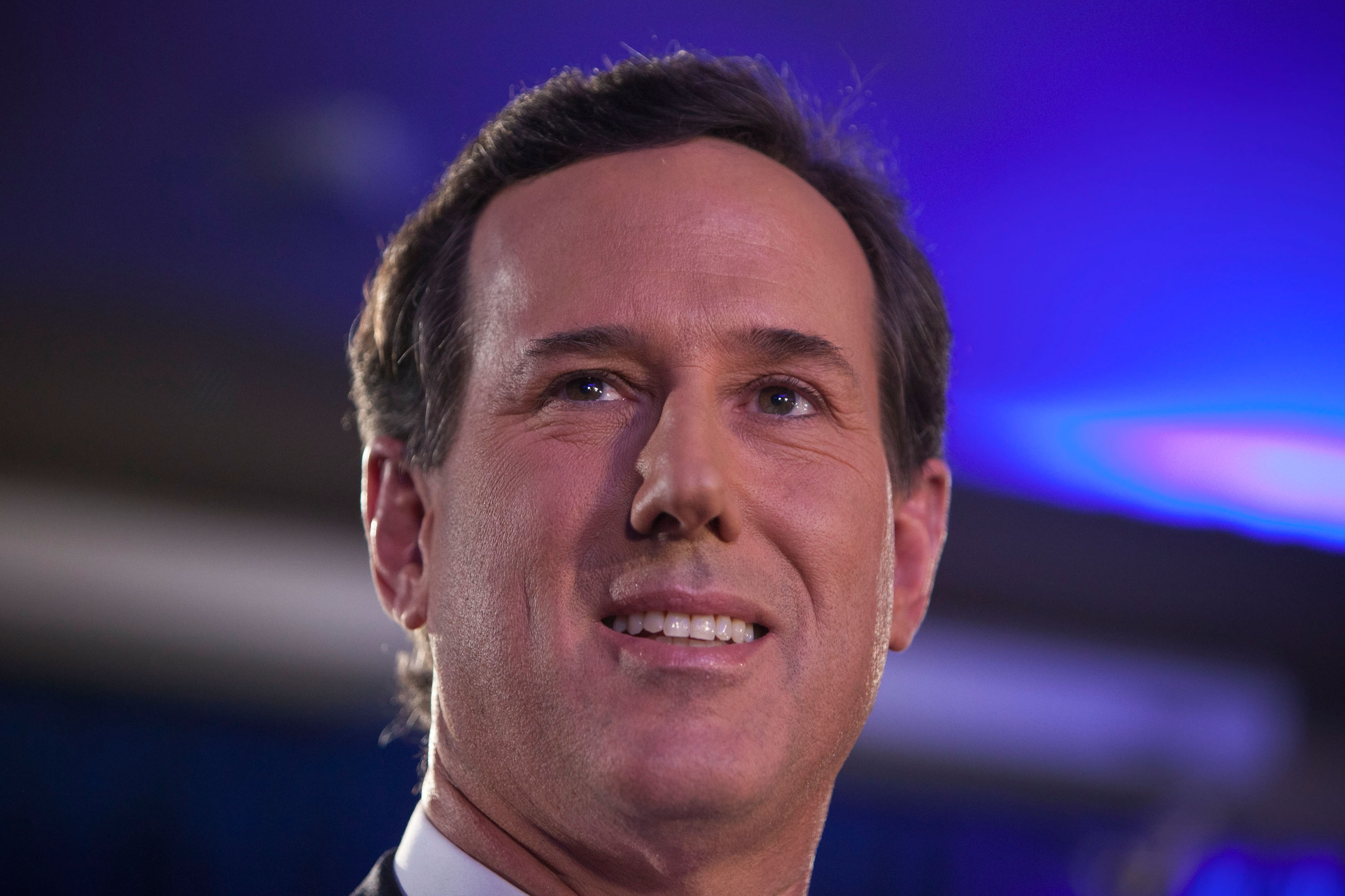 Sen. Rick Santorum reveals post-Iowa strategy