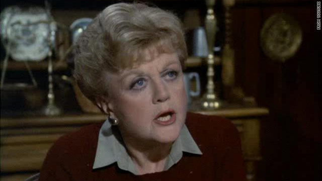 The Throwback: 'Murder, She Wrote's' Lansbury a 'Star of the Month'