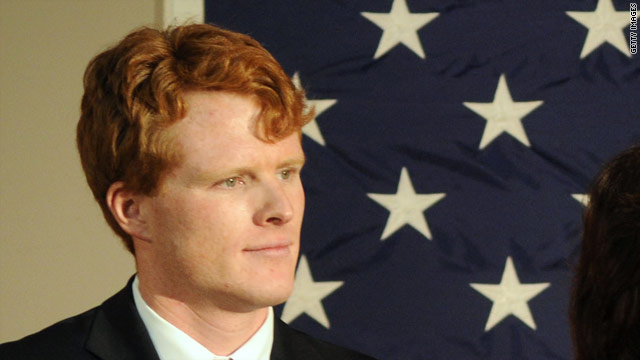Another Kennedy to Congress?