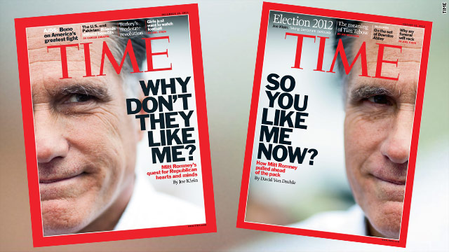 TIME revisits Romney