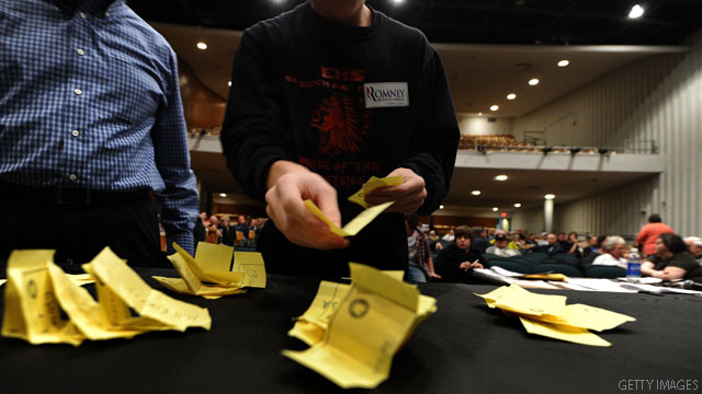 Iowa GOP shoots down vote question