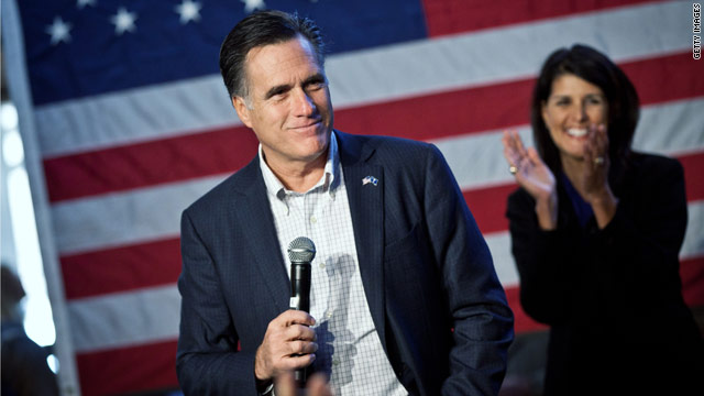 Romney plays expectations game in N.H.