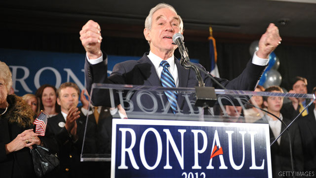 Ron Paul hammers Gingrich in South Carolina mailer