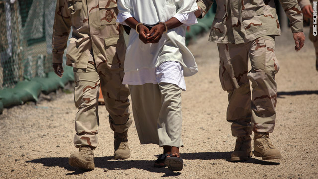 Guantanamo detainees' bleak future