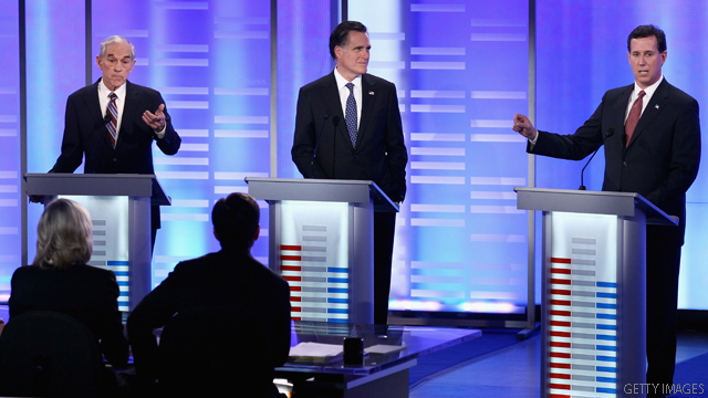 Five things learned from GOP debate