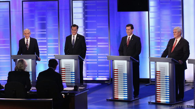 CNN Truth Squad takes on GOP debate