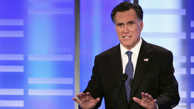Romney under fire in second New Hampshire debate
