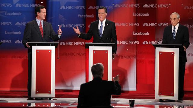 CNN Truth Squad takes on Sunday's GOP debate