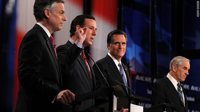 Truth Squad: Fact-checking Sunday's GOP debate