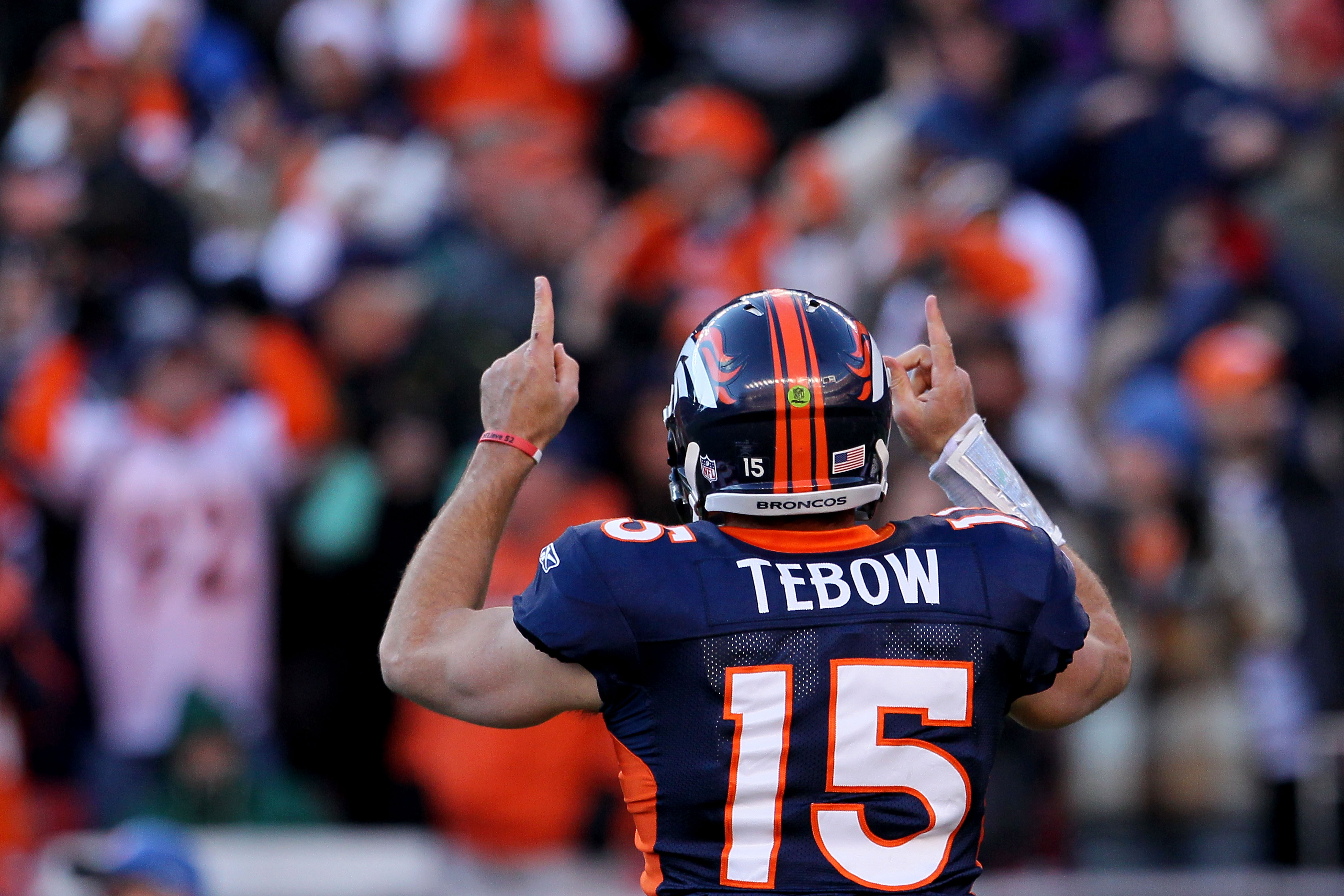Need to Know News: Tebow makes Steelers pay in OT; Iran sentences American to death in spy case