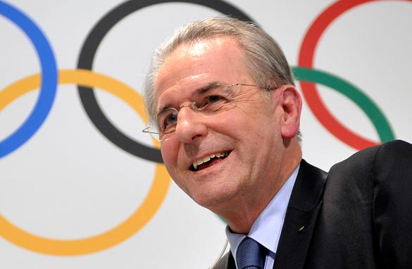 Belgium's Jacques Rogge has been head of the IOC for more than a decade.