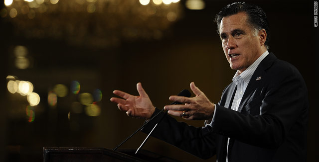 CNN N.H. Insiders Survey: 'It's Romney's to lose,' but No. 2 spot unsettled