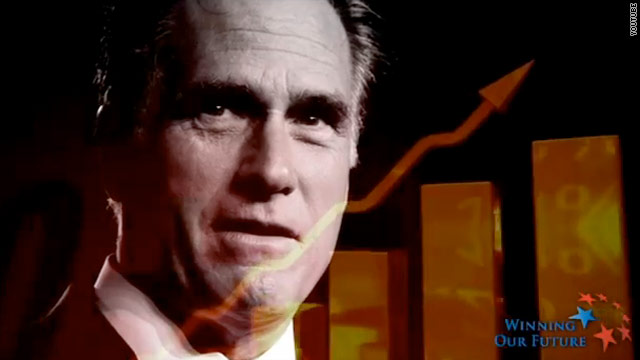 Big money at play: New ad set to blast Romney