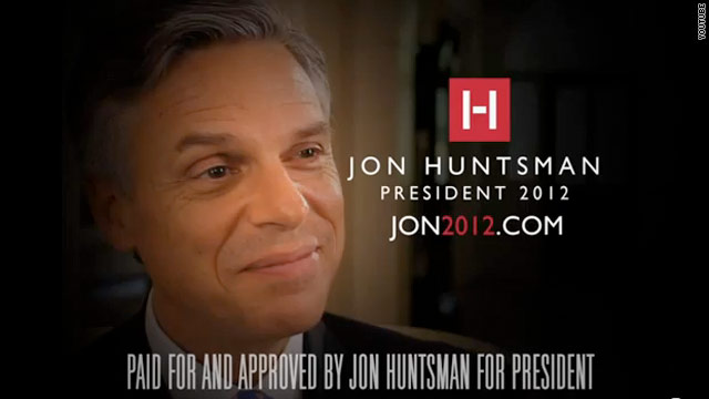 Huntsman's final ad push