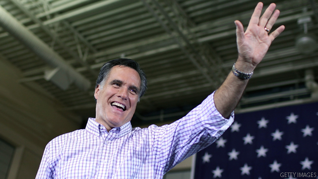 BLITZER'S BLOG: Romney – the new leader of the GOP
