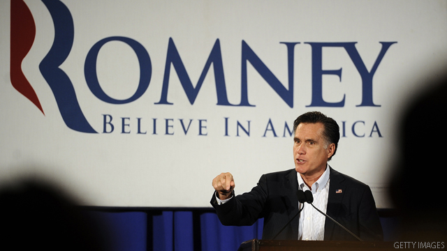 Romney: &#039;I like being able to fire people who provide services&#039;