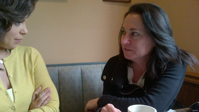 Soledad Reports: Lifelong Democrat likes the Republican battle