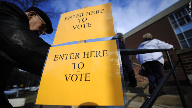 Man tries to use dead man's name to vote
