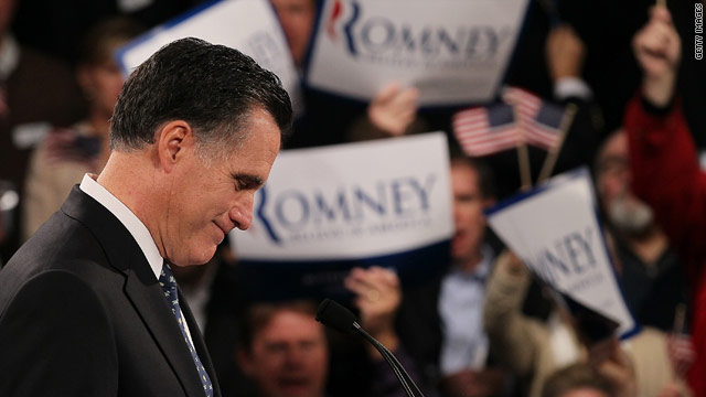 Romney's former classmate: 'You have to take it into account'