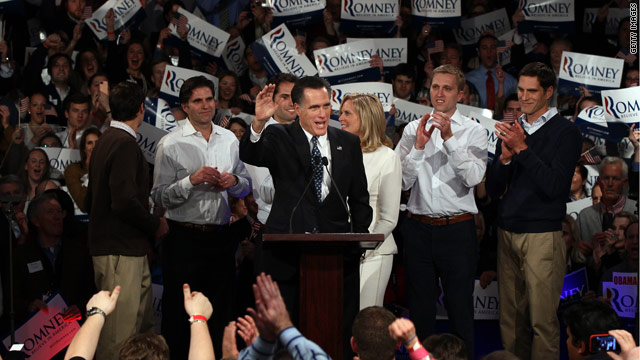 Romney's sons headed to Conan