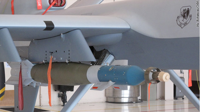 Resumed US drone attacks in Pakistan