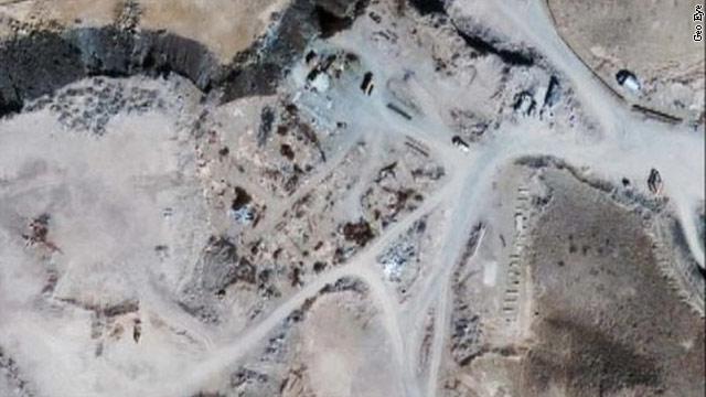 Iran's Underground Uranium Project