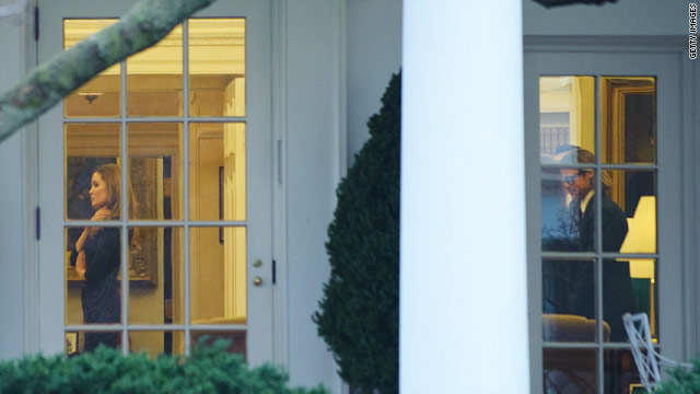 Pitt, Jolie pay Obama a visit