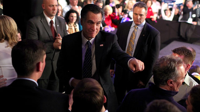 Democrats: Romney leaves N.H. as a 'wounded candidate'