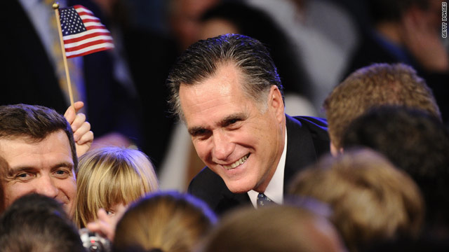 Romney brings in $24 million the past three months