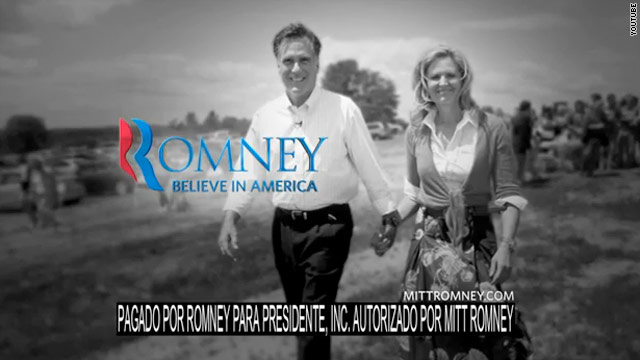 Romney goes up with Spanish ad in Florida