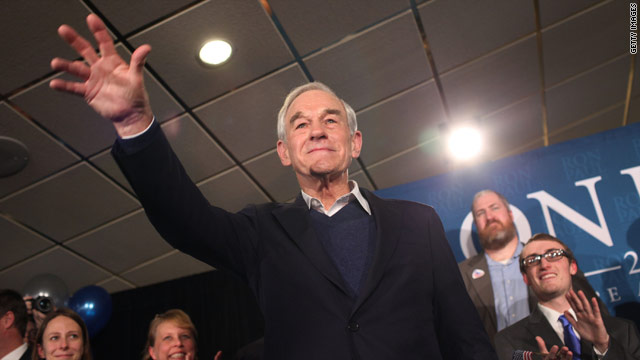 What's next for Ron Paul