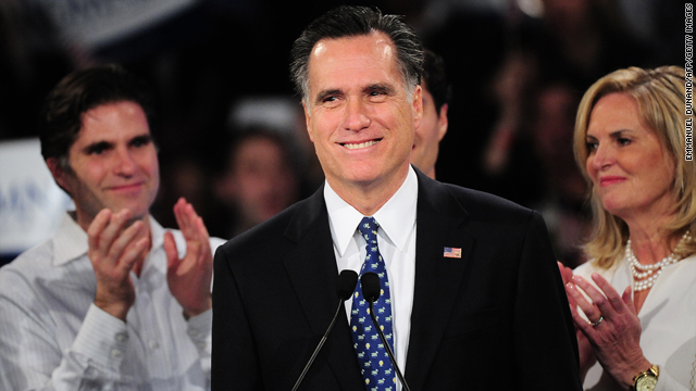 If Romney wins the nomination, who should be his VP?