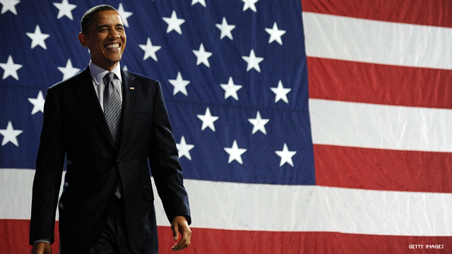 BLITZER'S BLOG: Pres. Obama in full campaign mode