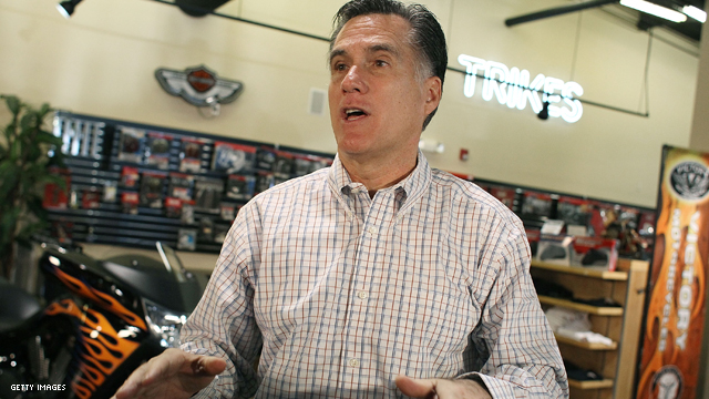 Romney seeks to head off rivals