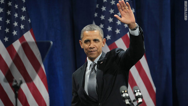 BLITZER'S BLOG: President Obama in full campaign mode
