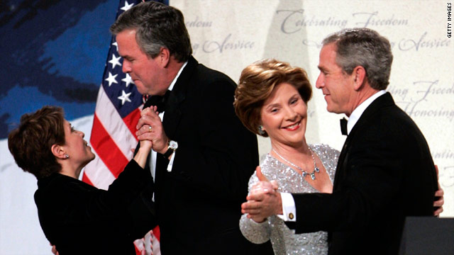 Laura Bush's presidential wish for Jeb