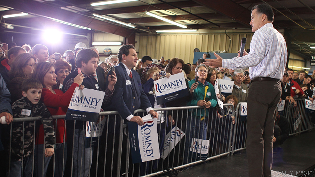 BLITZER'S BLOG: Will Bain Capital attacks on Romney work? – The ...