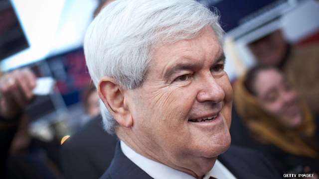 Rep. Trent Franks backs Gingrich