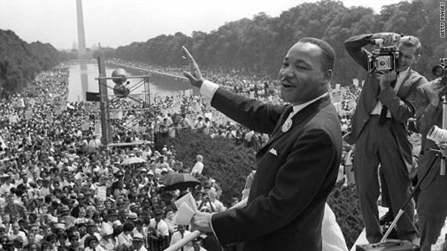 Engage: Do teens think Martin Luther King Jr.&#039;s dream is alive?