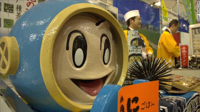 Crowds cool to Fukushima food at Tokyo's Furusato Matsuri festival
