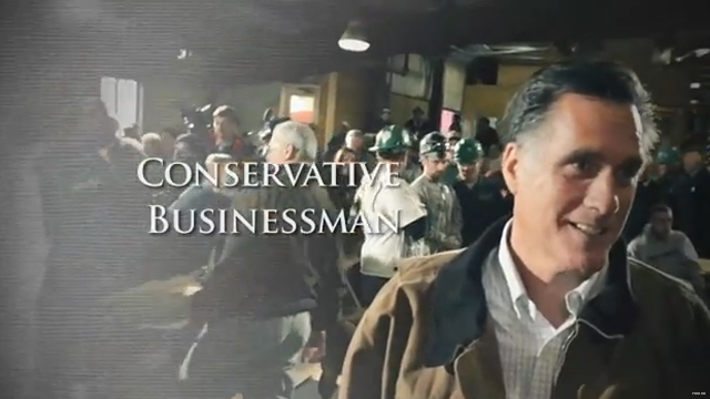 Romney ad: Rivals' attacks 'embarrassing'