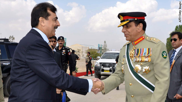UK, Pakistan deny report on Pakistani coup