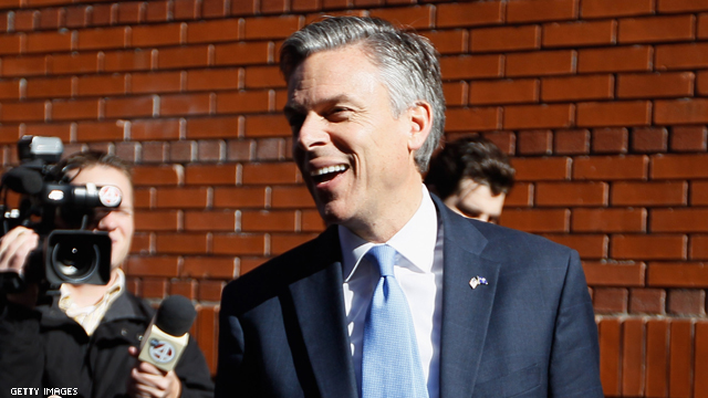 Huntsman takes on new gig