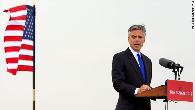 Source to CNN: Huntsman to drop out of presidential race
