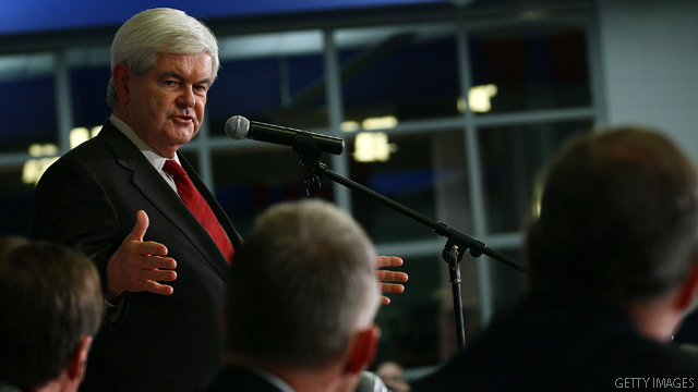 Gingrich will release tax return this week