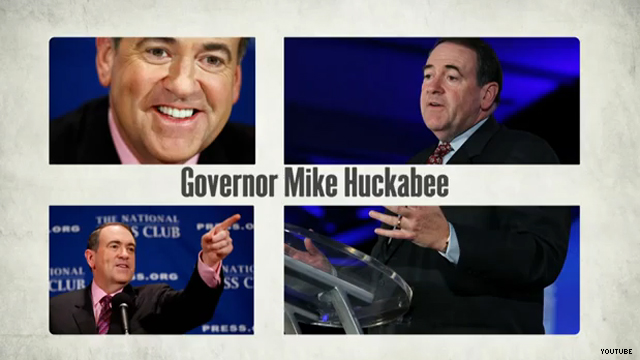 Huckabee clarifies role in new Romney ad